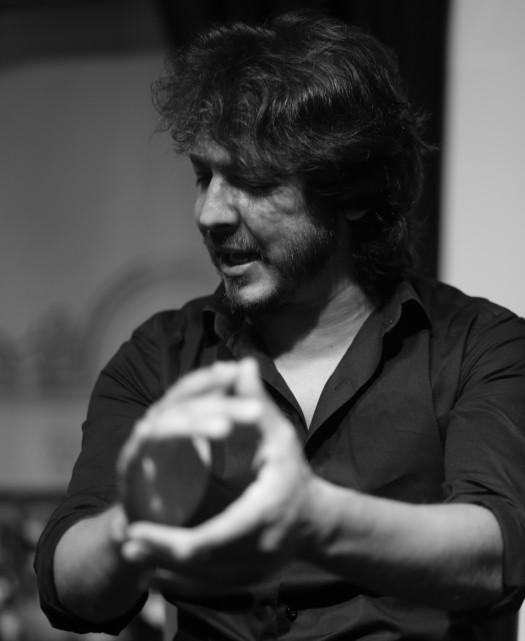 Joni Cortes Flamenco Granada Cante