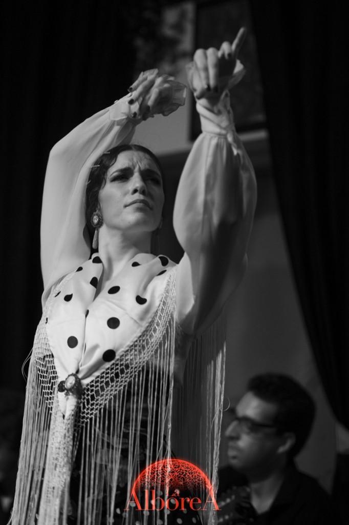 sara jimenez flamenco
