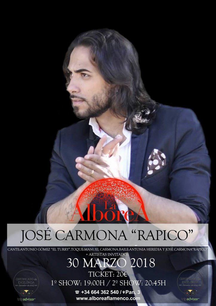 "Jose carmona ""El Rapico"" Granada"